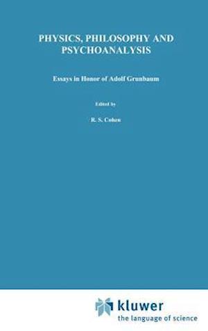 Physics, Philosophy and Psychoanalysis af Rachel Laudan, R S Cohen