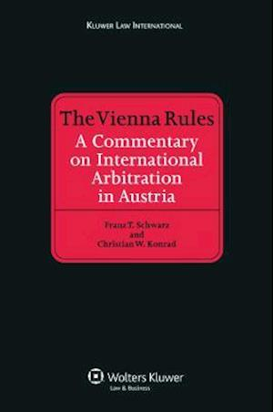 The Vienna Rules af Christian Konrad, Franz Schwarz