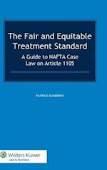 The Fair and Equitable Treatment Standard af Patrick Dumberry