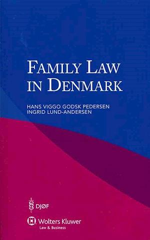 Family Law in Denmark af I. Lund-Andersen, H. V. Godsk Petersen, Andersen
