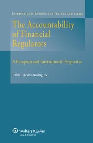 Accountability of Financial Regulators af Rodriguez