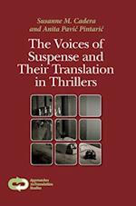 The Voices of Suspense and Their Translation in Thrillers af Susanne M. Cadera