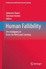Human Fallibility af Christian Harteis, Johannes Bauer