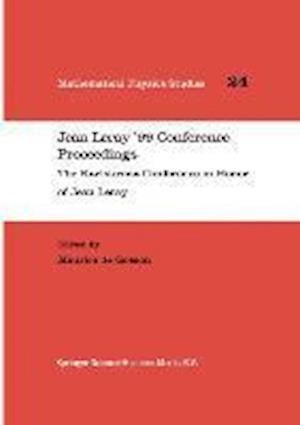 Jean Leray '99 Conference Proceedings af Maurice de Gosson