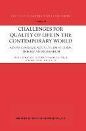 Challenges for Quality of Life in the Contemporary World af Matthias Stoffregen, Susanne von Below