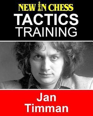Tactics Training - Jan Timman af Frank Erwich