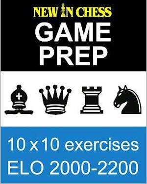 New In Chess Gameprep Elo 2000-2200 af Frank Erwich