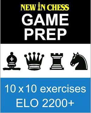 New In Chess Gameprep Elo 2200+ af Frank Erwich