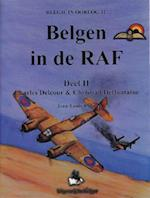 Belgen in de RAF-2 af Jean-Louis Roba