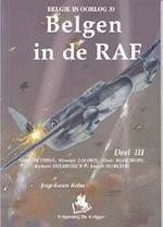 Belgen in de RAF - Vol 3 af Jean-Louis Roba