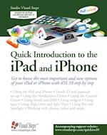 Quick Introduction to the Iphone With Ios 10 and Higher (Computer Books)