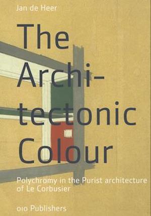 Bog, paperback The Architectonic Colour af Jan De Heer