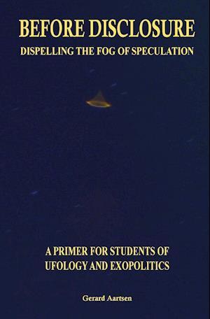 Bog, paperback Before Disclosure af Gerard Aartsen