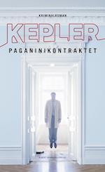 Paganinikontraktet : kriminalroman  (storpoc) (Joona Linna, nr. 2)