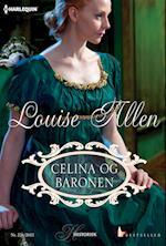 Celina og baronen af Louise Allen