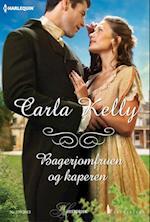 Bagerjomfruen og kaperen af Carla Kelly