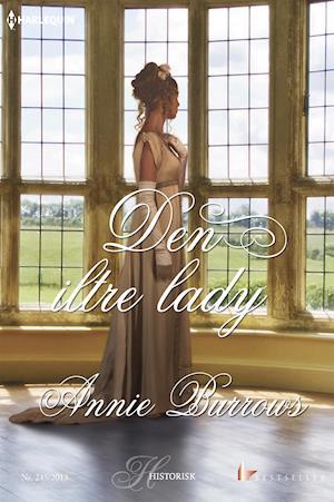 Den iltre lady af Annie Burrows