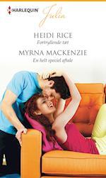 Fortryllende tæt/En helt speciel aftale af Heidi Rice, Myrna MacKenzie