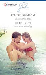 En succesfuld aftale/Med hvert hjerteslag af Lynne Graham, Heidi Rice