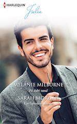 På dybt vand/Kærlighedens ansvar af Sarah Morgan, Melanie Milburne
