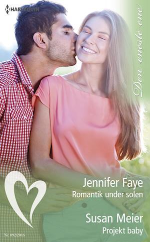 Romantik under solen/Projekt baby af Susan Meier, Jennifer Faye
