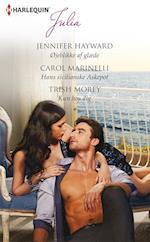 Øjeblikke af glæde/Hans sicilianske Askepot/Kun hos dig af Carol Marinelli, Jennifer Hayward, Trish Morey