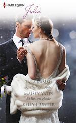 Kærlighed i sigte/Et liv, en glæde /Hede nætter i Singapore af Kelly Hunter, Maisey Yates, Tara Pammi