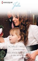 Et strejf af magi/At elske, ære og beskytte af Melanie Milburne, Scarlet Wilson