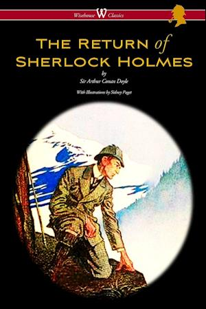 Bog, paperback The Return of Sherlock Holmes (Wisehouse Classics Edition - With Original Illustrations by Sidney Paget) af Arthur Conan Doyle