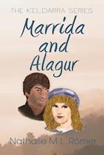 Marrida and Alagur af Nathalie M. L. Romer