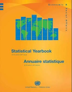 Bog, paperback Statistical Yearbook 2016 (59th Issue)