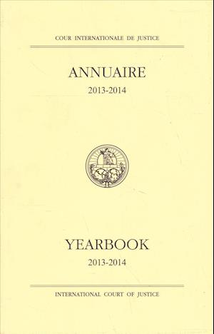 Bog, paperback Yearbook of the International Court of Justice 2013-2014
