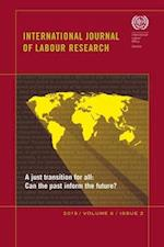 A just transition for all (International Journal of Labour Research, nr. 6)
