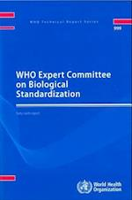 Who Expert Committee on Biological Standardization (Who Technical report)