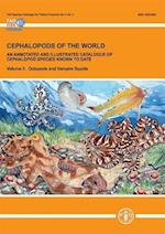 Cephalopods of the World (Fao Species Catalogue for Fisheries Purposes, nr. 3)