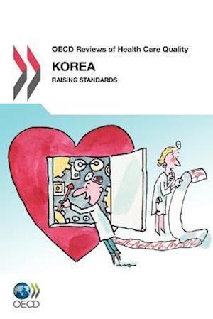 Korea 2012 af Organisation for Economic Co-Operation and Development