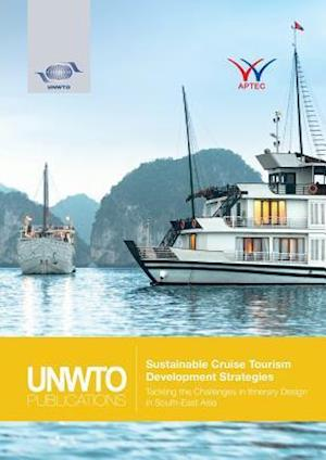 Bog, paperback Sustainable Cruise Tourism Development Strategies