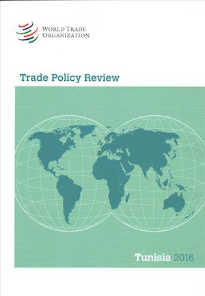 Bog, paperback Trade Policy Review 2016 af World Trade Organization