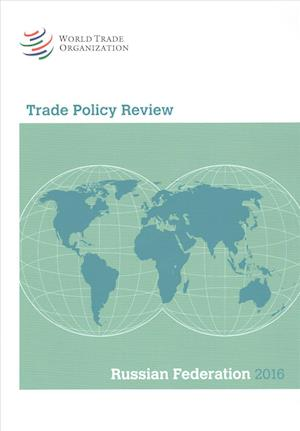 Bog, paperback Trade Policy Review 2016 Russian Federation af World Trade Organization
