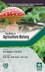 Key Notes on Agriculture Botany af U. D. Chavan