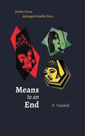 Bog, paperback Means to an End af K. Vaishali