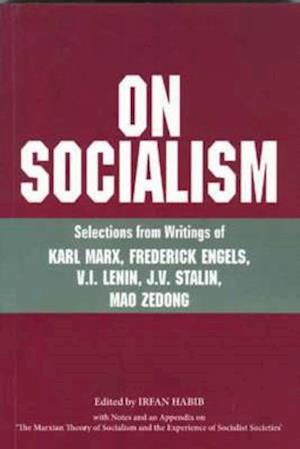 Bog, paperback On Socialism af Irfan Habib