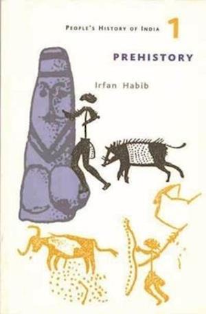 Bog, paperback A People's History of India 1 af Irfan Habib