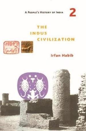 Bog, paperback A People's History of India 2 af Irfan Habib