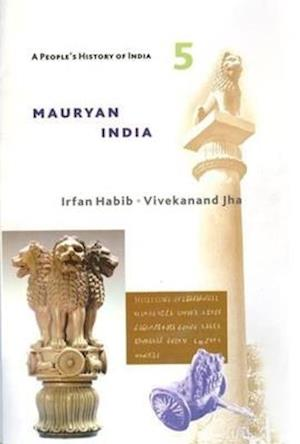 Bog, paperback A People's History of India 5 af Irfan Habib