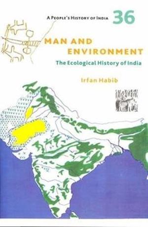 Bog, paperback A People's History of India 36 af Irfan Habib