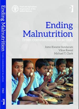 Bog, paperback Ending Malnutrition af Jomo Kwame Sundaram