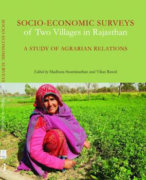 Bog, paperback Socio-Economic Surveys of Two Villages in Rajast - A Study of Agrarian Relations af Madhura Swaminathan