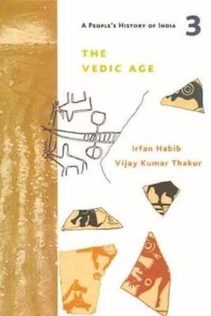 Bog, paperback A People's History of India 3 af Irfan Habib