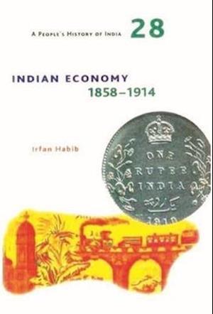 Bog, paperback A People's History of India 28 af Irfan Habib